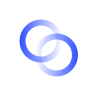 blue rings icon