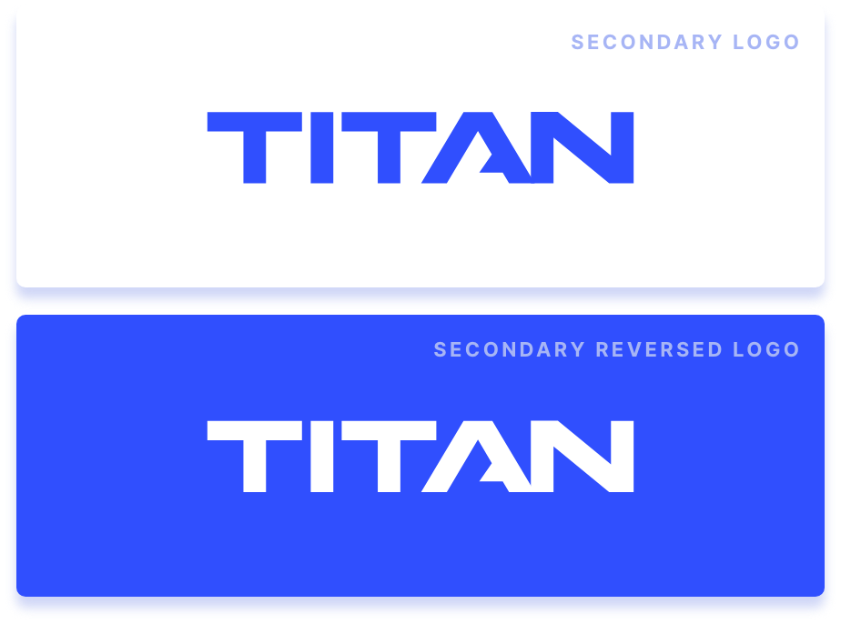 Secondary logo samples